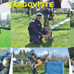 TÂRGOVIŞTE: Jandarmii organizează exerciţii demonstrative în Piaţa Tri...