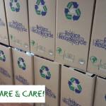 IMPLICARE: 2,6 tone de donaţii pentru 450 de copii defavorizaţi din pa...