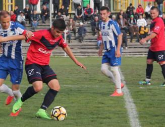 FOTBAL: FC Aninoasa, înfrângere dureroasă cu Atletic Bradu