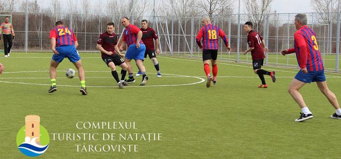 fotbal la complex