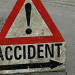 DÂMBOVIŢA: Un  mort şi doi răniţi grav, într-un accident pe drumul Târ...