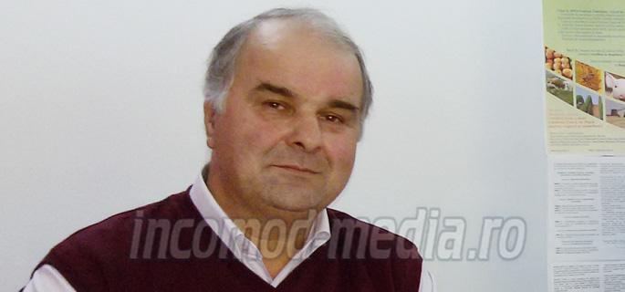 Ion Oprea - director Direcţia Agricolă Dâmboviţa