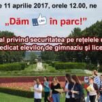"TÂRGOVIŞTE: ""Dăm like în parc!"", dialog informal privind sec..."