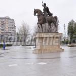 TÂRGOVIŞTE: Cum va arăta Piaţa Mihai Viteazul şi când va fi gata!