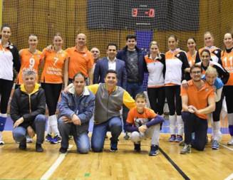 VOLEI: CSM Târgovişte, la un pas de un mare vis!