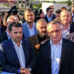 START: Georgică Dumitru, alături de Daniel Constantin la lansarea Part...
