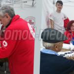 ACŢIUNE: Crucea Roşie Dâmboviţa, mereu aproape de cetăţeni!