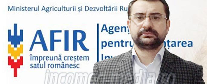 Adrian Ionuţ Chesnoiu - director AFIR