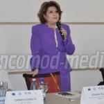 TÂRGOVIŞTE: Ministrul Rovana Plumb a prezentat Programul Operaţional C...