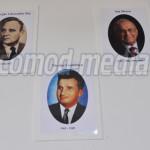 RECUNOAŞTERE: Portretul lui Nicolae Ceauşescu, la vedere într-un liceu...