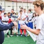 DÂMBOVIŢA: Primăria Titu susţine sportul ca mijloc de petrecere a timp...
