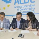 DÂMBOVIŢA: Preşedintele Georgică Dumitru şi alţi lideri ALDE au demisi...