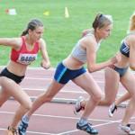 ATLETISM: Diana Ivăncescu de la CS Târgovişte atacă aurul la juniori I