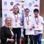 ATLETISM: Diana Ivăncescu, de la SC Târgovişte, pe podium la Marele Pr...