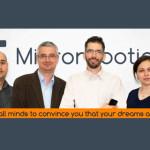 TÂRGOVIŞTE: Universitatea Valahia participă la concursul de microrobot...