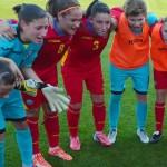 STUDIU: Fetele care joacă fotbal capătă încredere în sine!