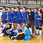 HANDBAL: Junioarele IV de la CSȘ Târgoviște s-au calificat la turneul ...