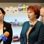 DÂMBOVIŢA: Hyperici a deschis o farmacie în incinta magazinului Profi ...