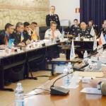 REUNIUNE: Şeful jandarmilor dâmboviţeni, reprezentant al României pe p...