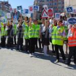 TÂRGOVIŞTE: Marşul indicatoarelor rutiere a ajuns la cea de-a VI ediţi...
