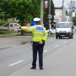 ARGEŞ: Poliţiştii au aplicat 242 de amenzi de circulaţie într-o singur...