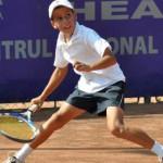TENIS: Radu Papoe a urcat în semifinalele Campionatului Național de va...