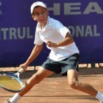 TENIS: Radu Papoe s-a oprit în semifinale la Naționalele de vară U16