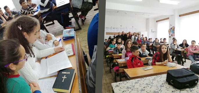 religie scoala finta