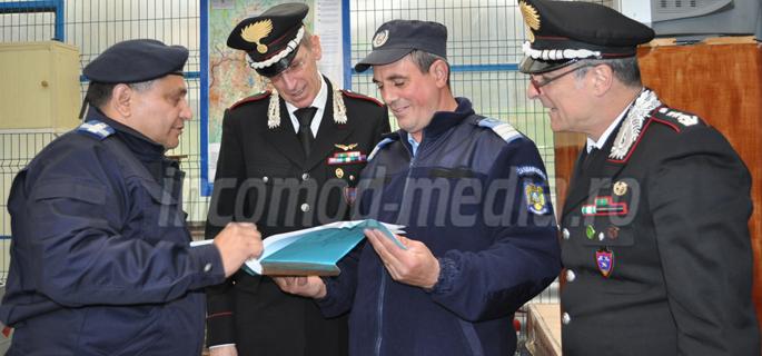 vizita carabinieri italieni 2