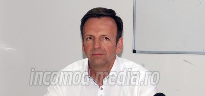 Cezar Dincă - director executiv adjunct AJOFM Dâmboviţa