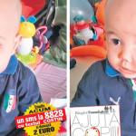 UMANITAR: Donează 2 euro prin SMS pentru un copil de 1 an şi 3 luni di...