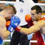 BOX: Cătălin Cristea ţintește un loc pe podium la Campionatul European...