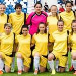 FOTBAL FEMININ: CSȘ Târgoviște a încheiat campionatul pe locul 7