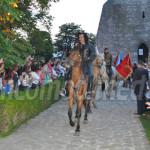 VIDEO: Festivalul Medieval Dracula însufleţeşte pentru trei zile Curte...