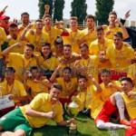 FOTBAL: Dâmboviţeanul Silviu Oprescu va juca în UEFA Youth League!