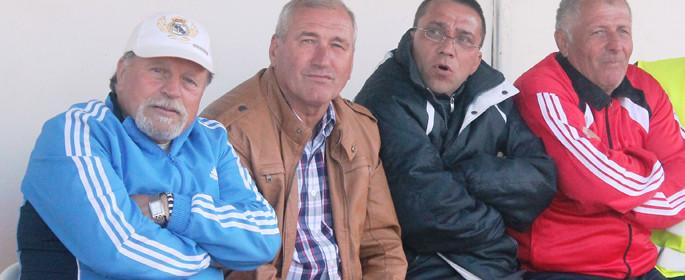 Gheorghe Ioniţă - al doilea din dreapta