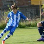 FOTBAL: Valentin Mihăilă, campion național la juniori U17 cu CS U Crai...