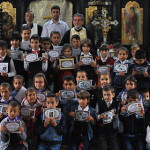 DÂMBOVIŢA: Activităţi educative şi filantropice organizate de Arhiepis...