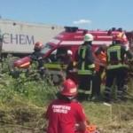 VIDEO: Un mort și 16 răniți într-un accident rutier în județul Teleorm...