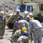 EXERCIŢIU: 8.000 de militari români din Forţele Terestre participă la ...