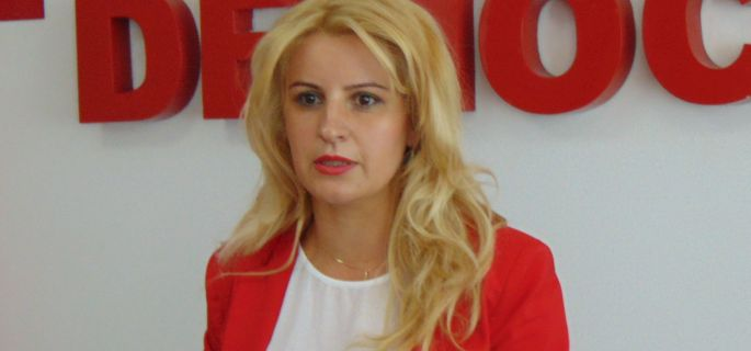 Monica Ilie - purtător de cuvânt PSD Dâmbovița