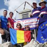 OBIECTIV: Montaniarzii dâmboviţeni escaladează vârful Mont Blanc, de Z...