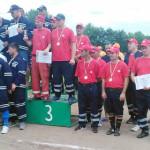DÂMBOVIŢA: Pompierii voluntari de la Gura Ocniţei, printre cei mai bun...