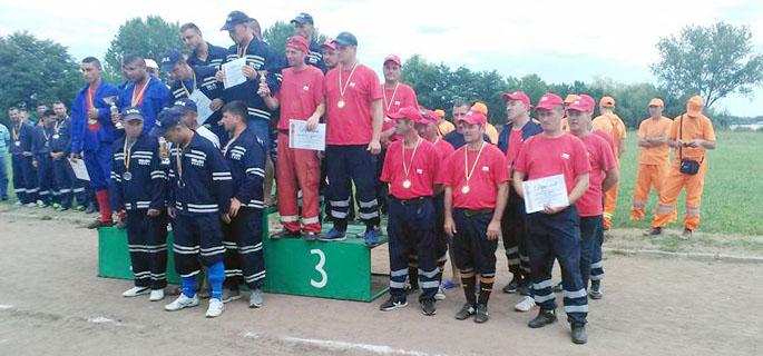 pompieri voluntari gura ocnitei 1
