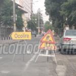 ATENŢIE! Se închide circulaţia pe strada Justiţiei din Târgovişte!