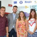 PROGRAM: ADR Sud Muntenia îi familiarizează pe studenți cu programele ...