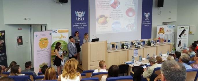 studenti UVT castigatori chec