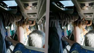 transport microbuz