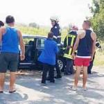 TELEORMAN: Accident cu două victime pe DN 54, în comuna islaz!