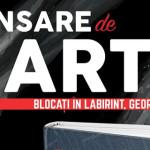 EVENIMENT: George Simion, liderul unioniştilor, lansare de carte la Tâ...